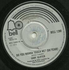 GARY GLITTER - DO YOU WANNA TOUCH ME?(OH YEAH!)-BELL 1973-ORIGINAL 70s GLAM ROCK