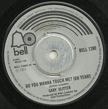 GARY GLITTER - DO YOU WANNA TOUCH ME?(OH YEAH!)-BELL 1973-ORIGINAL 70s GLAM ROCK