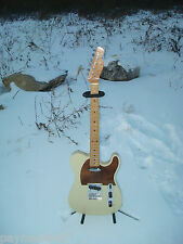 One Of A Kind Handmade Telecaster Electric Guitar Built By Contest Build Winner