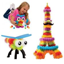 NEW Childrens 36 Bunchems Accessories Pack Creative Pieces, Fun Art Learning Toy