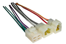 93-95 Suzuki Factory Harness to Aftermarket Stereo Adapter WH-72