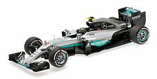 Mercedes Amg W07 Hybrid Nico Rosberg World Champion Formula 1 2016 1:18 Model