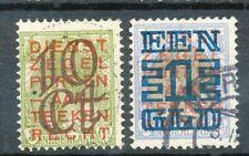 Nederland  132 - 133 C gebruikt (1)