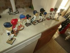 Big Baseball Bobblehead Doll Lot (10) - see photos Pirates Angels Mets Etc.