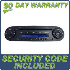VW Volkswagen Beetle Bug Radio Stereo MP3 CD Player w/ Code Factory OEM
