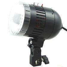 Antorcha Flash Estudio Fotografico Lampara con Fotocélula e Cable Synch 80W E27
