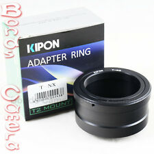 Kipon T2 T-2 telephoto lens to Samsung NX mount adapter NX10 NX100 NX200 NX1000