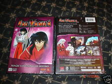 "JAPANESE MANGA/ANIME INUYASHA "" Tragic Love Song of Destiny""VOL 49 EP145-148 DVD"