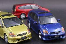 Ebbro 1:43 Scale 2000 Honda Stream iS 2.0 RN3 Die Cast Model Car