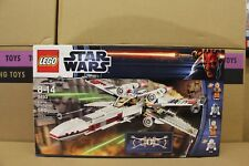 NEW Sealed Box! LEGO 9493 Star Wars X-Wing Starfighter FREE Priority Mail!