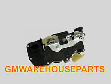 2003-2007 HUMMER H2 PASSENGER REAR DOOR LOCK LATCH WITH ACTUATOR NEW GM 15816391
