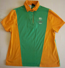 Orig.Polohemd  Olympische Spiele LOS ANGELES 1984 - Off.Personal / Gr.S ! SELTEN