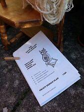 Carpenter's Gift: Shetland ARCOLAIO David Bryant Pattern No.150 copiare i piani