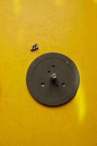 REVOX C270 1x Genuine TABLE Reel HUB With Metal Spider + 3 Screws Good Cond