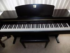 NEW YAMAHA CLAVINOVA CLP-120 DIGITAL PIANO WITH BENCH(ROSEWOOD)