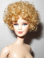 (C) NUDE BARBIE (C~ STRAWBERRY  BLONDE EFFIE TRINKET MACKIE MATTEL DOLL FOR OOAK