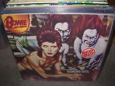 DAVID BOWIE diamond dogs ( rock ) reissue - TOP COPY -