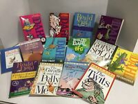 Lot Of 5 Roald Dahl Chapter Books *Random Mix* Of Amazing Stories