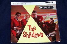 THE SHADOWS EP The Shadows '' Original 1961 ''
