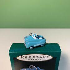 1995 Kiddie Car Classics #1 Murray Champion Hallmark Miniature Keepsake Ornament