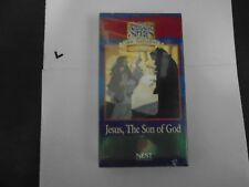 JESUS, THE SON OF GOD ANIMATED STORIES FROM THE NEW TESTAMENT VHS NEW
