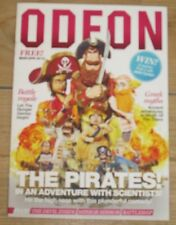 Aardman Animation Pirates Adventure with Scientists promotional magazine new
