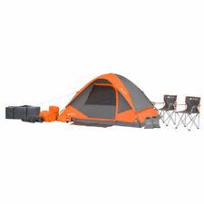 Ozark Trail WMT9752C 22 piece Camping Combo Set - 4 Person Tent