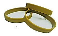 100 Khaki green Silicone Wristband Rubber Reusable Events Charity Fashion PLAIN
