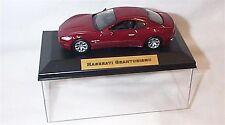 Maserati Granturismo Burgundy Red 1-43 scale  new in case