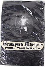 GRAVEYARD WHISPERS Feel Wrath CASSETTE TAPE 1998 Goth RARE ! Cattle Decapitation
