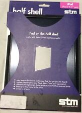 Pack Of 3 STM Half Shell iPad Cover Brand New for iPad 2 & 3 Black Only
