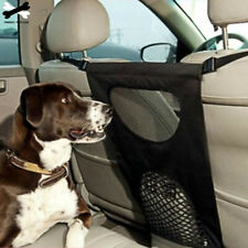 Universal Dog Rear Car Seat Isolation Mesh Barrier Safety Travel Backseat Net