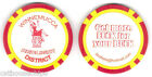 Winnemucca RED LIGHT DISTRICT,  Nevada  Brothel Collectors Chip  NEW