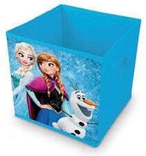 Disney Frozon Anna and Elsa Childrens Toy Storage Box By BestTrend
