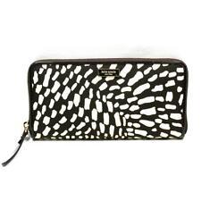 Kate Spade Neda Lindenwood Safari Zip Around Wallet/ Clutch #WLRU1239 $158