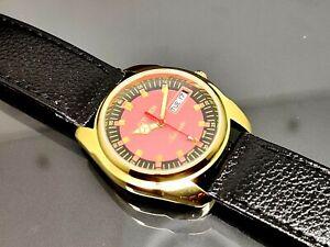 vintage citizen automatic men's japan wrist watch