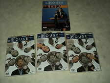 DR HOUSE SAISON 1 COFFRET 6 DVD HUGH LAURIE
