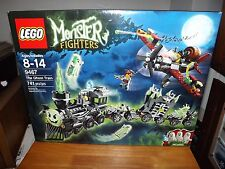 LEGO, MONSTER FIGHTERS, THE GHOST TRAIN, WITH 5 MINIFIGS, NIB, 2012