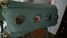 Mimco crossbody bag,  aqua colour,  small
