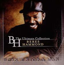 "Beres Hammond : Can't Stop a Man - The Best of Beres Hammond Vinyl 12"" Album 3"