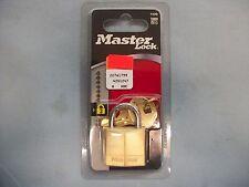 Master Lock 130D Pad Lock
