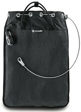 SPECIAl OFFER SEE DETAIL-PACSAFE TRAVELSAFE 12L ANTI THEFT PORTABLE SAFE (Black)