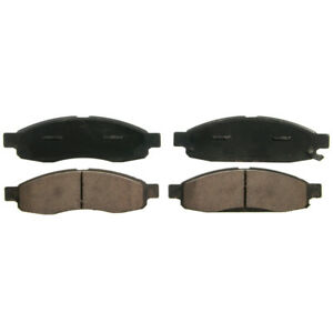 Disc Brake Pad Set-SST Front Federated D1063C