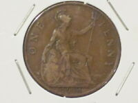 *** 1914  Penny  (Great Britain) KM# 810  Nice example.