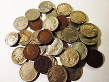 "*Old U.S. Coins Estate Lot* Buffalo, ""V""Nickel, Indian Head Cent*"
