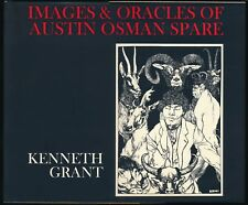 Images and Oracles of Austin Osman Spare Kenneth Grant Fulgur - Signed AOS check