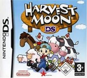 Harvest Moon DS - Nintendo DS Game. *** Cartridge Only *** Fast Dispatch !!  EUR