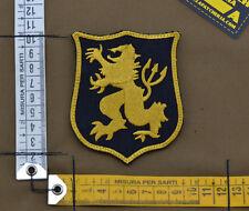 "Ricamata / Embroidered Patch Devgru ""Lion"" Black with VELCRO® brand hook"