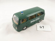 KOVAP # 0632 REPLICA OF CKO KELLERMAN VW VOLKSWAGEN POLIZEI POLICE VAN NEAR MINT