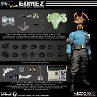 Mezco One:12 Gomez:Fall Edition Exclusive Bodega Box Hazard Squad Gomez NEW